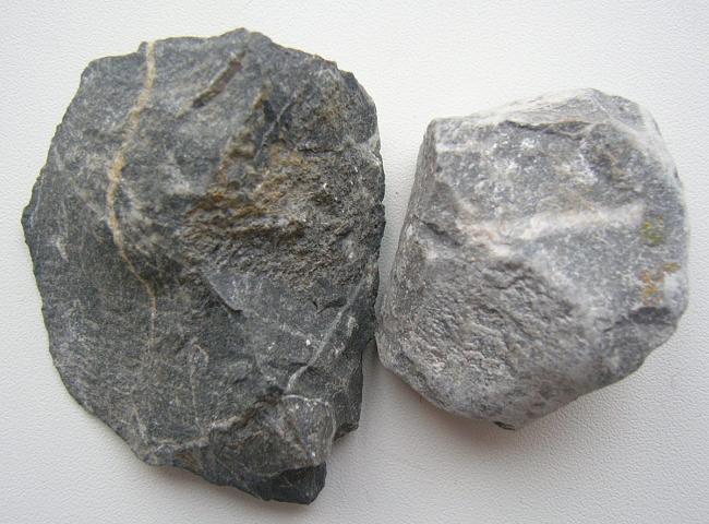 Серый аргиллит
