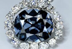 Алмаз Хоупа — самый таинственный камень