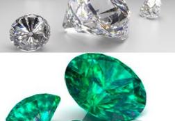 Что дороже — изумруд или бриллиант, основные сходства и различия