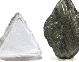 Для каких целей применяют алмаз и графит, сходства и различия