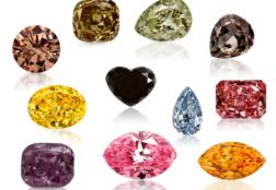 Какого цвета алмаз: от чего зависит, система оценки, разновидности