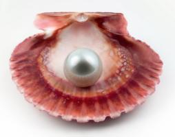 Жемчуг: драгоценный камень из моря