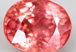 Сапфир Падпараджа — камень вечерней зари