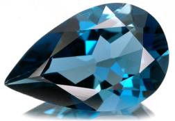 Лондон Топаз: что за камень, его уникальный цвет и свойства