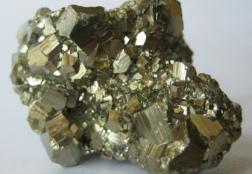 Камень Пирит: формула, свойства, области применения